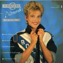 C.C. CATCH - Diamonds - Her Greatest Hits [Vinyl LP] used