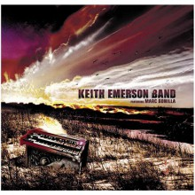 KEITH EMERSON BAND - Keith Emerson Band [Vinyl 2LP]