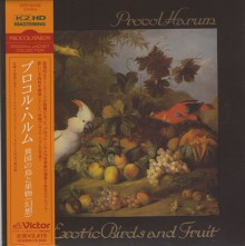PROCOL HARUM - Exotic Birds And Fruit [Mini-LP K2HD CD]