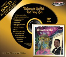 Nat King Cole - Welcome To The Club [SACD Hybrid] 2013