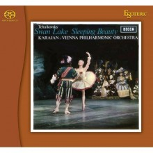 Tchaikovsky - Swan Lake/Nutcracker/Sleeping Beauty/ Suite (ESOTERIC SACD/CD Hybrid)