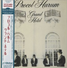 PROCOL HARUM - Grand Hotel [Mini-LP K2HD CD]