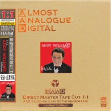 Andy Williams - The Album (24K Gold AAD CD)