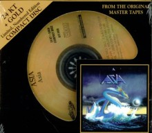 Asia - Asia (24 KT Gold CD)