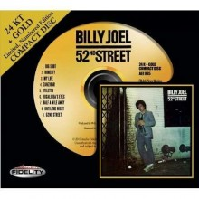 Billy Joel - 52nd Street (24KТ Gold HDCD)
