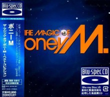 BONEY M. - The Magic Of Boney M. (Blu-spec CD)