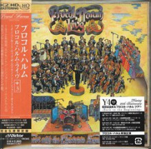Procol Harum - Procol Harum: Live In Concert With The Edmonton Symphony Orchestra [Mini LP HQCD] 2012