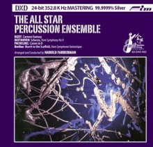 Various Artists - The All Star Percussion Ensemble (DXD CD)