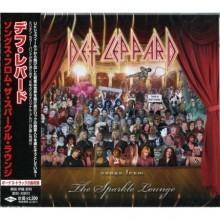 Def Leppard - Songs From The Sparkle Lounge [Japan CD]