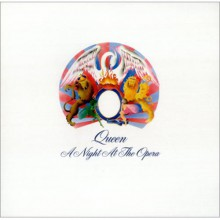 Queen - A Night At The Opera (Vinyl LP) used