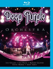 Deep Purple With Orchestra - Live At Montreux 2011 [Blu-ray]