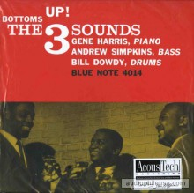 3 Sounds - Bottoms Up! (180g 45 RPM Vinyl 2LP)