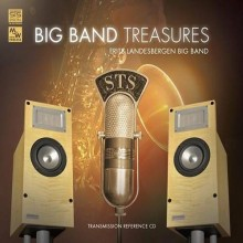 Frits Landesbergen Big Band - Big Band Treasures (Audiophile 24-Bit CD)
