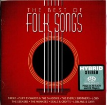 Various Artists - Very Best Of Folk Songs (Hybrid SACD DSD)