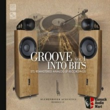 Various Artists - Groove Into Bits Vol.1 (Audiophile 24bit CD)