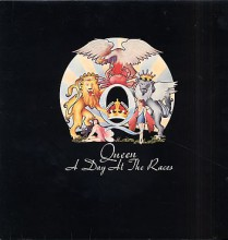Queen - A Day At The Races (Vinyl LP) used