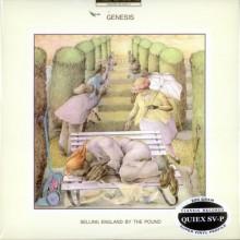 Genesis - Selling England By The Pound [200g Vinyl LP]