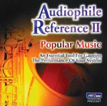 Various Artists - Audiophile Reference II Popular Music (Gold CD/HDCD)