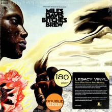 Miles Davis - Bitches Brew [180g Vinyl 2LP]
