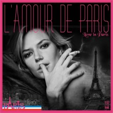 Various Artists - Love in Paris (AAD HD-Mastering CD)