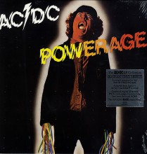 AC/DC - Powerage [180g Vinyl LP]