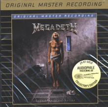 Megadeth - Countdown To Extinction (24kt GOLD CD)