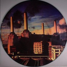 Pink Floyd - Animals [Vinyl LP] (Picture Disc) used
