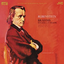 Arthur Rubinstein  - BRAHMS / Sonata in F Minor (XRCD24)