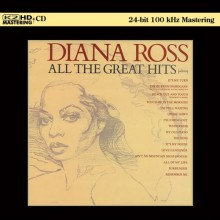 Diana Ross - All The Great Hits (Japan K2HD CD)