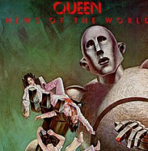 Queen - News Of The World [Vinyl LP] used