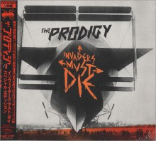 The Prodigy - Invaders Must Die (2CD) [Japan CD/DVD] 2009