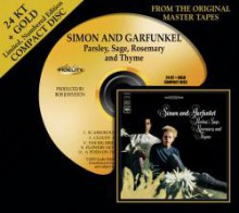 Simon and Garfunke - Parsley, Sage, Rosemary And Thyme (24 Karat Gold CD)
