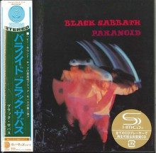 BLACK SABBATH - Paranoid (3CD) [Mini LP SHM-CD] [Deluxe Edition]