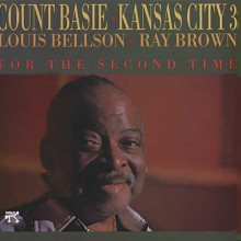 Count Basie & The Kansas City 3 - For The Second Time [180g 45RPM Vinyl 2LP]