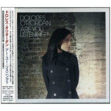 Dolores O'Riordan - Are You Listening? [Japan CD]