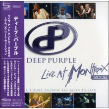 Deep Purple - Live At Montreux 2006 (2CD) [Mini LP SHM-CD]