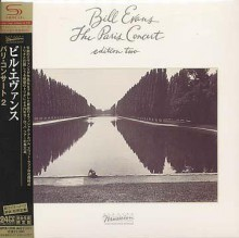 BILL EVANS - The Paris Concert Edition Two [Mini LP SHM-CD]