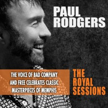 Paul Rodgers - The Royal Sessions (CD) 2014