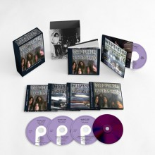 Deep Purple - Machine Head (40th Anniversary Edition) (Box) [4CD+DVD] 2012