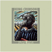 KING CRIMSON - Level Five [CD]