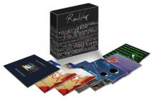 Roger Waters - The Album Collection [7CD+DVD] (Box) 2011