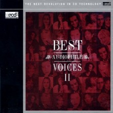 Various Artists - Best Audiophile Voices II (JVC XRCD2)