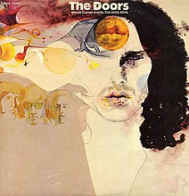 The Doors - Weird Scenes Inside The Gold Mine [Viinyl 2LP] used