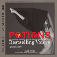Various Artists - Potions-Bestselling Voices (AAD HD-Mastering CD) 2017