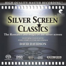 David Davidson - Silver Screen Classics [Ultra Disc SACD Hybrid]