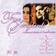 Various Artists - The Five Songbirds [SACD]