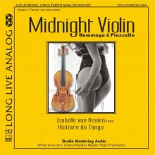 Isabelle van Keulen - Midnight Violin (AAD HD-Mastering CD) 2017