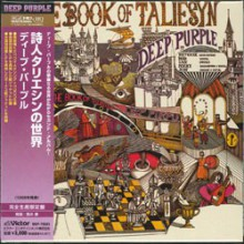 Deep Purple - The Book Of Taliesyn (Mini LP HQCD) 2011