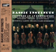 Bassic Instincts - Pictures At An Exhibition (XRCD24)