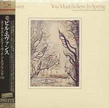 BILL EVANS - You Must Believe In Spring [Mini LP SHM-CD]